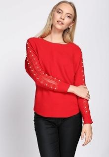 Czerwony Sweter Incubus