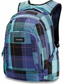 Plecak w kolorze niebieskim - 31 x 46 x 18 cm - 26 l