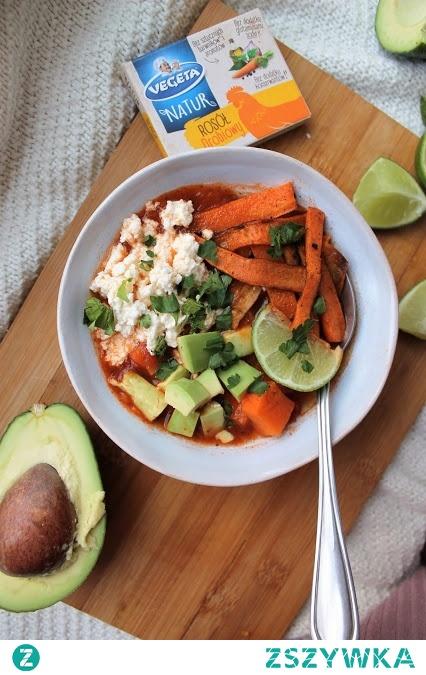 Witam! Na blogu pojawił się nowy przepis na pyszną orientalną zupę z batata! <3 zapraszam  zdrowe-wybory.blogspot.com