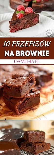 TOP 10 Pysznych Przepisów na Brownie