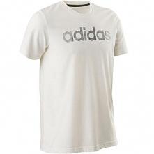 Koszulka krótki rękaw Gym & Pilates Decadio 100 męska