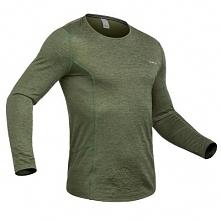 Koszulka termoaktywna na narty 500 męska
