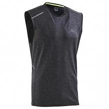Koszulka do biegania bez rękawów RUN DRY+ męska