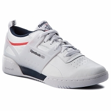 Buty Reebok - Workout Advance L CN4309 White/Collegiate Navy/Red