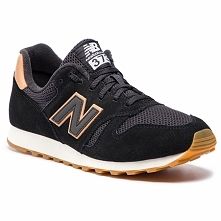 Sneakersy NEW BALANCE - ML373BSS  Czarny