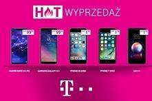 Wielka wyprzedaż w T-mobile! Iphone za 1 zł
