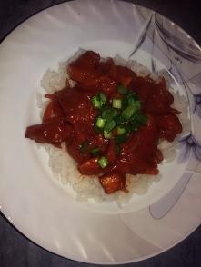 Indyjskie curry :)