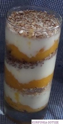 mango na śniadanie fit