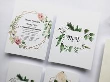 Zaproszenie ślubne FD51