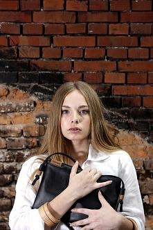 Nodo Bag czarna torebka / k...