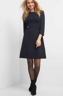 Czarna sukienka - link w ko...