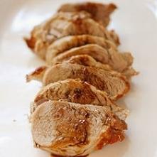 pieczone polędwiczki wieprzowe