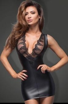 Noir F168 sukienka erotyczna Jeżeli poszukujesz bielizny, która będzie podkre...