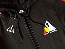 BLUZA IMAGINE DRAGONS - muzyczna bluza z kapturem na zamek z nadrukiem IMAGINE DRAGONS triangle - super pomysł na prezent, czarna bluza kangurka sklep internetowy IMAGINE DRAGONS