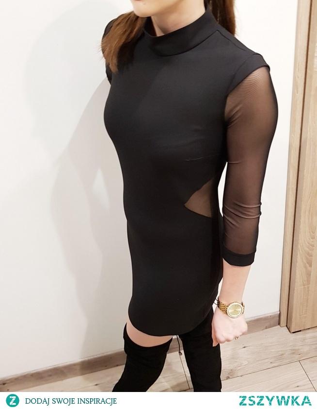 @zalotkafashion sexy mała czarna
