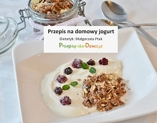 Domowy jogurt- banalnie pro...