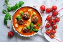 Zupa pomidorowa z klopsikam...