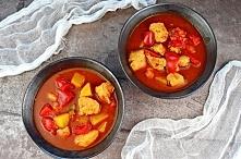 Fit zupa gulaszowa z kurcza...