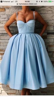 szukam takiej sukienki kolor niekoniecznie niebieski czy możecie polecić jaki...