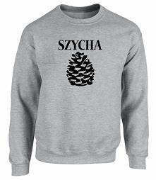 "męska bluza ""SZYCHA&qu..."