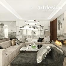 Zastanawiasz się jak urządzić strefę dzienną u siebie w mieszkaniu? Przedstawiamy projekt przytulnego salonu skomponowanego w odcieniach beżu, które nadają całości elegancki kla...