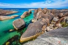 Elephant Rocks Australia, takie puzzle ułożycie w Puzzle Factory :)
