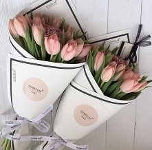 już tak dawno nie dostałam kwiatów... :)