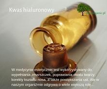 Kwas hialuronowy, znany głó...
