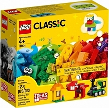 CLASSIC Klocki + pomysły 11001