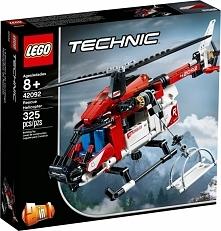 Helikopter ratunkowy 42092