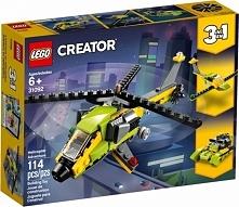 CREATOR Przygoda z helikopterem 31092