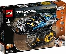 TECHNIC  Sterowana wyścigówka kaskaderska 42095