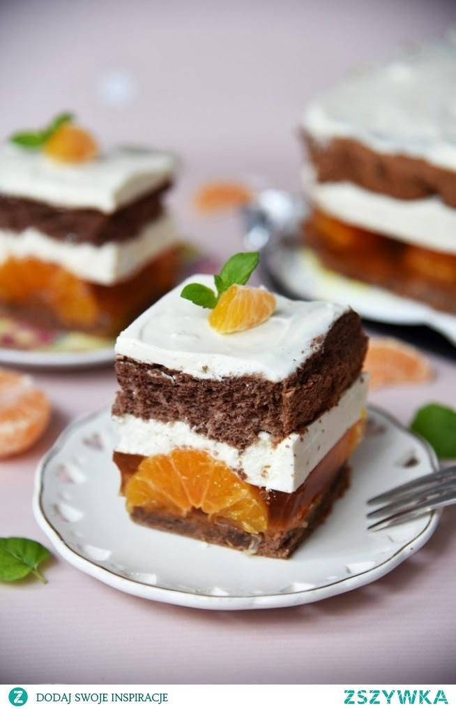 Ciasto Mandarynkowiec