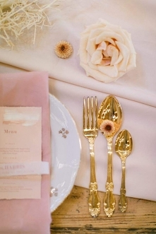 Złoto i róż