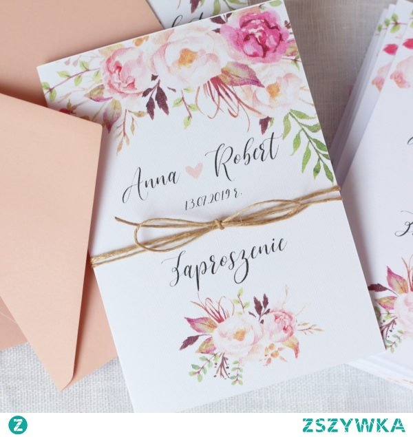 kolor przewodni wesela to brzoskwinia i łosoś, ciepłe letnie kolory, które kojarzą się z latem i słońcem