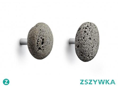 Wyjątkowo oryginalne wykonane z naturalnych materiałów wieszaki ścienne do łazienki kamienne dostępne oczywiście w naszym e-sklepie!