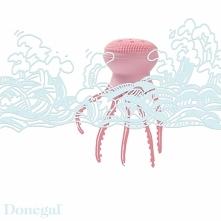 Pomysł na myjkę do twarzy?   Oczywiście - ośmiorniczka!   Beauty by Donegal