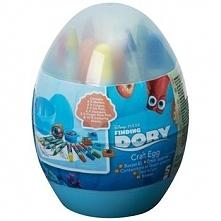 Jajko z kolorowankami Gdzie jest Dory?