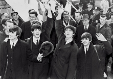 W 1967 r John Lennon i Paul...
