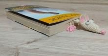 zakładka do książki szczurek