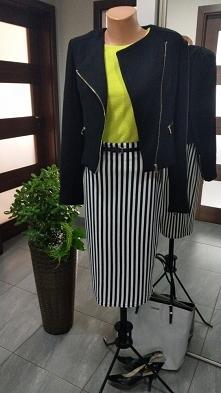 klasyka z kwaśną limonką od iwona48 z 31 stycznia - najlepsze stylizacje i ciuszki