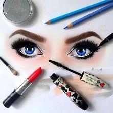 7 błędów w makijażu, które zdarzyły się każdej z nas!