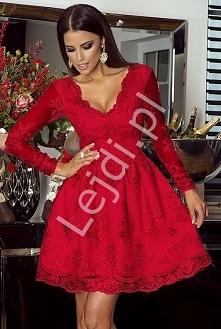 Elegancka sukienka wieczoro...