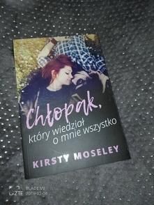 Kolejna książka Kirsty Moseley, która mnie po prostu urzekła. Przeczytana bły...