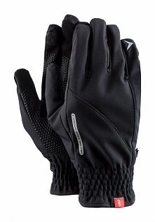 Rękawiczki sportowe REU604B - głęboka czerń - Outhorn