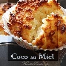 babeczko kokosowo-miodowe