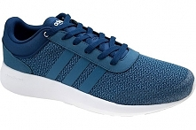 Adidas Cloudfoam Race b74720 45 1/3 Niebieskie