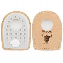 PODPIĘTKI do butów NA OSTROGI piętowe skórzane rozmiar 35-41