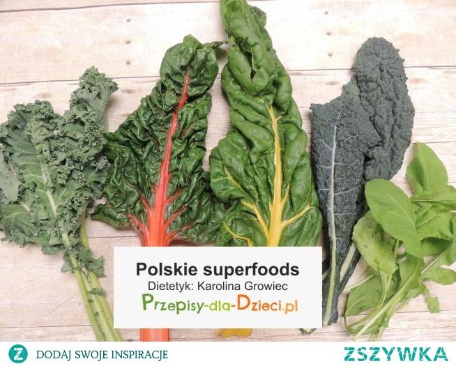 Polskie superfoods :). Link do artykułu poniżej.