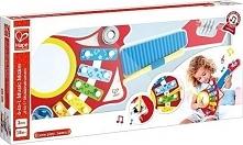 Gitara instrument muzyczny orkiestra zabawka dla dzieci 6 w 1 uniw